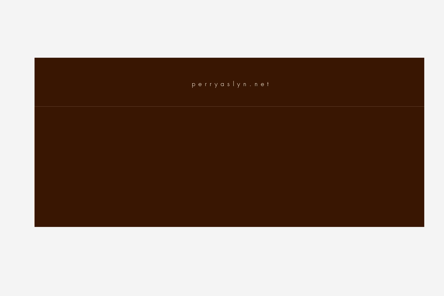 Envelope Design - Back