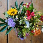 Garden Variety Bouquet - $10