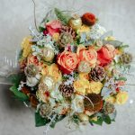 Holiday Elegance Bouquet - $20