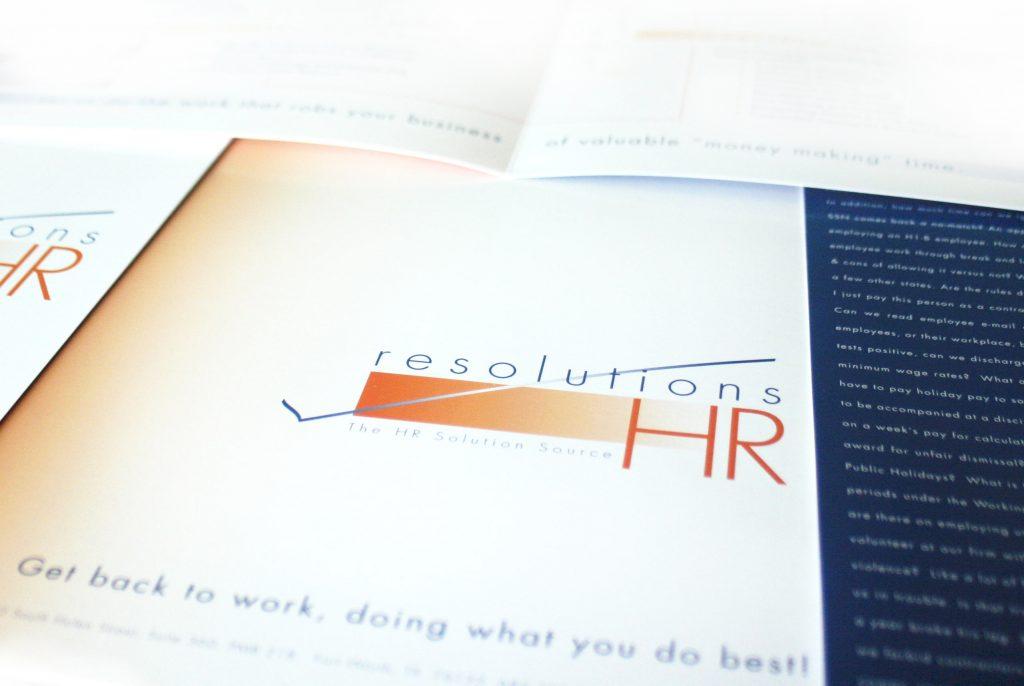 HR Firm <br> Original Brand Design