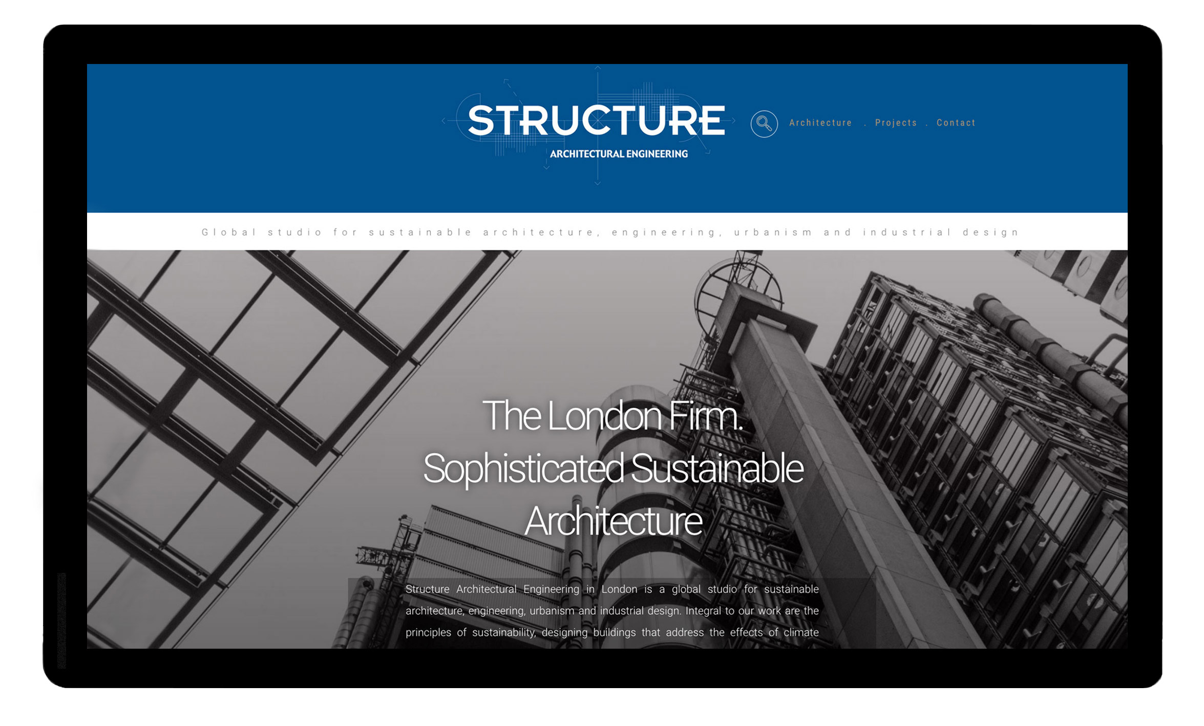 structure-architectural-engineering-firm-website-design-company-framed-web
