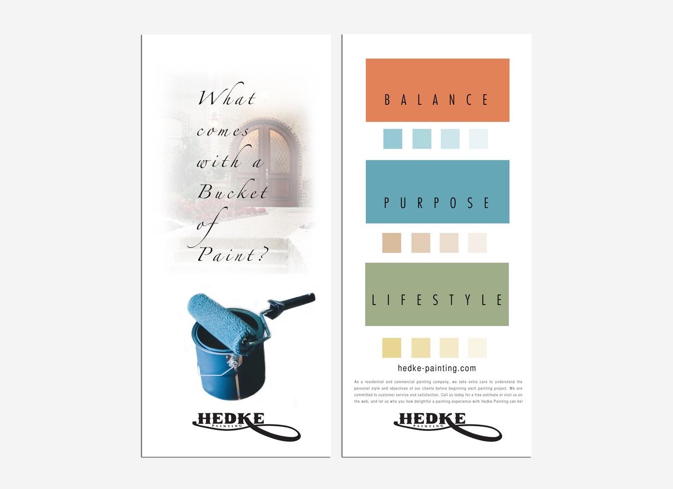 hedke-cafe-card-ad-design